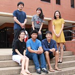 Textile graduate students