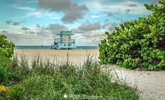 Haulover,Beach,Sunset (TheMagicLensPhotography) Tags: beach nature sea sunset
