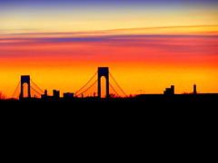 New York Sunset (dimaruss34) Tags: newyork brooklyn dmitriyfomenko image summer sunset