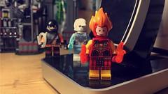Firestorm (LordAllo) Tags: lego dc firestorm killer frost slipknot