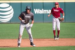 Fall Ball - Sept 13-19 (Rhett Jefferson) Tags: arkansasrazorbackbaseball evanlee hunterwilson