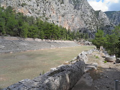 Delphi, Stadium (dr.heatherleemccarthy) Tags: delphi greece stadium ancient