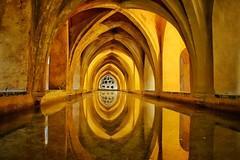 BAGNI DONNA MARIA DE PADILLA (PakoDrum) Tags: siviglia sevilla alcazar monumenti attrazioni viaggi architettura