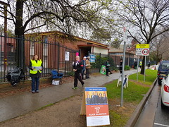 Local Council Elections Albury  2016-09-10 (heritagefutures) Tags: albury city council polling booth public school 8 september 2016 nsw local government elections