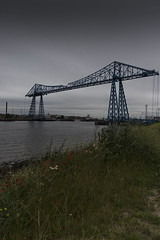 Transporter Bridge (Mike Fellows) Tags: pentax k3 sigma 1020 middlesbrough transporter bridge teesside river tees industrial