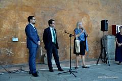 M9090149 (pierino sacchi) Tags: castellovisconteo il900 inaugurazione mostra museicivici pittura sindaco