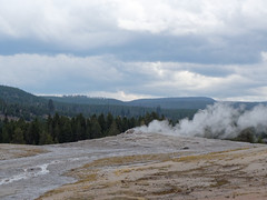 P1040065 (jmaggiophoto) Tags: yellowstone camping old faithful geyser