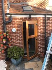 IMG_9272 (The Nottingham Window Company) Tags: nottingham window company windows doors conservatories aluminium aluk cream light oak upvc bi folding bifolds