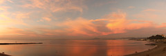 PANORAMA 437 (anyera2015) Tags: ceuta canon canon70d panorama panormica playa amanecer ribera laribera