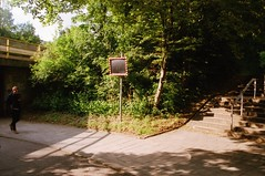Schwabing-Freimann, Mnchen, BY (Jickatrap) Tags: pentaxmz50 pentax 35mm  analog film filmphotography  superia200 fujisuperia infrastructure         photographersontumblr newtopographics urbanlandscape  mnchen