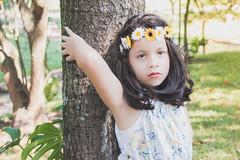 Ensaiando... (GFFotografia) Tags: child love criana filha job photo canon natureza model flores cores valores parque