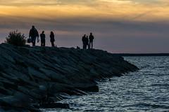 Britannia Beach Sunset : September 25, 2016 (jpeltzer) Tags: ottawa sunset britanniabeach ottawariver