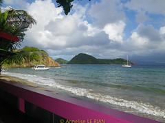 Le Pain de Sucre, Les Saintes, Guadeloupe (F) (TICHAT10) Tags: antilles lessaintes france nuages ciel mer carabes nwn explore