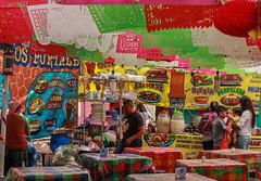 Festejando el 16 de septiembre en coyoacan 108 (L Urquiza) Tags: 16 de septiembre food street restaurant color mexico city ciudad cdmx
