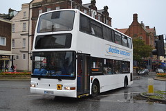 Shoreline Suncruisers J800SSB (Will Swain) Tags: seen scarborough 3rd september 2016 bus buses transport travel uk britain vehicle vehicles county country england english north east yorkshire town centre shoreline suncruisers j800ssb former sn51aye lothian 621