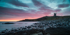 """Sunrise at Dunstanburgh Castle, Northumberland<br /><span style=""""font-size:0.8em;"""">This image is part of a photoshoot that is discussed in Ian Purves blog -  <a href=""""http://purves.net/?p=770"""" rel=""""nofollow"""">purves.net/?p=770</a><br />Title: Sunrise at Dunstanburgh Castle, Northumberland<br />Location: Dunstanburgh Castle, Northumberland, UK</span> • <a style=""""font-size:0.8em;"""" href=""""https://www.flickr.com/photos/21540187@N07/8349762242/"""" target=""""_blank"""">View on Flickr</a>"""