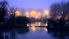 Exhall Basin - Coventry Canal (wetbicycleclappersoup) Tags: