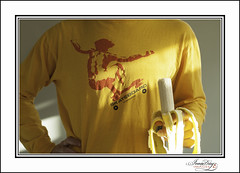 010613 3214 (Joan Day Images) Tags: yellow shirt skatebording vintageskateboardshirts