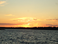 Sunset in Tobermory, Ontario (rcss2800) Tags: sunset tobermory tobermoryontario ontario littletubharbour outdoor shore seaside sky landscape water