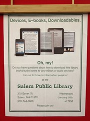 eBook Devices Poster