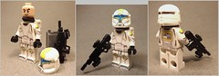 KPC Originals - Commando Ratchet (Kyle Peckham) Tags: trooper star republic lego wars clone commando