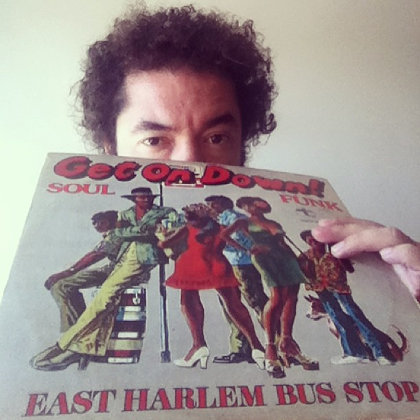 East Harlem Bus Stop images