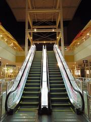 lala garden Kasukabe (yukilanieve) Tags: japan escalator saitama  kasukabe   flickrandroidapp:filter=none
