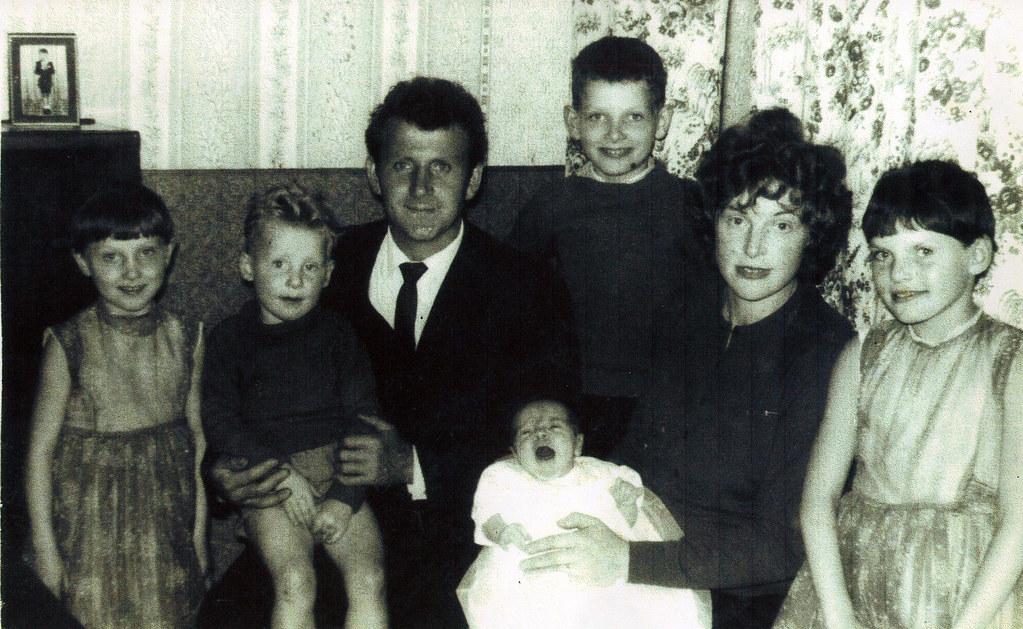 The Sweeney Family Hospital Street 1963