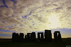 Estados de conciencia alterados / Altered states of consciousness (Ferny Carreras) Tags: uk inglaterra sky sun sol amazing cielo stonehenge gb incredible rocas piedras
