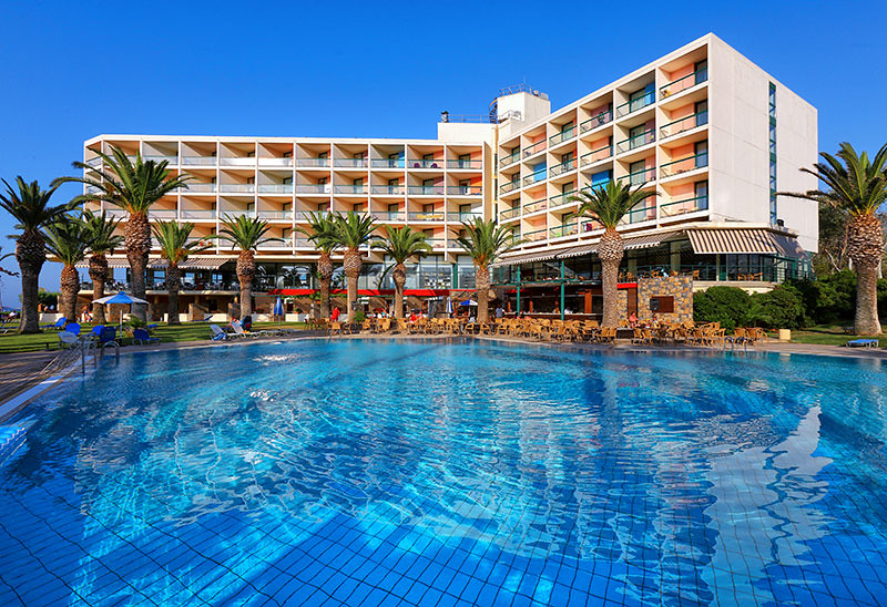 Crete Hotels With Pools Active Pool At Sirens Hotels