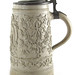 3002. Antique German Salt Glaze Stein