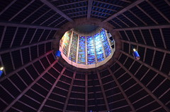 Liverpool - Metropolitan Cathedral Lantern Tower Interior (Le Monde1) Tags: county city england tower glass liverpool nikon cathedral bell mountpleasant entrance lancashire stained lantern metropolitan romancatholic merseyside rivermersey d7000 lemonde1