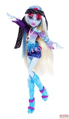 Music Festival Abbey (Veni Vidi Dolli) Tags: dolls mattel musicfestival monsterhigh abbeybominable