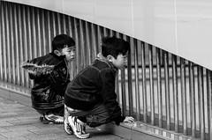 Untitled (marlonw) Tags: bw japan blackwhite streetphotography  yokohama   smcpentaxda50135mmf28edifsdm