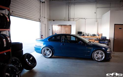Flickriver: Photoset 'LeMans Blue E46 M3 HRE C97 Wheels