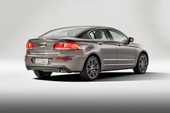 Qoros 3 Sedan - rear qtr lights on (bigblogg) Tags: sedan qoros3 qorosgq3 geneva2013