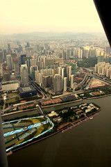 IMG_1352 (wyliepoon) Tags: guangzhou china new tower observation town tv sightseeing canton  zhujiang  cantontower