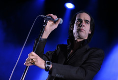 Nick Cave & the Bad Seeds (oscarinn) Tags: music underground mexico concert mexicocity heavy nickcavethebadseeds elplaza lastfm:event=3453055