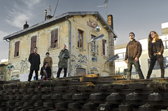 EMJI Video Clip Crew (Alexander JE Bradley) Tags: urban streetart france abandoned station stairs french photography graffiti video nikon artist empty neglected squat explore crew forgotten disused discarded discoball exploration idle fr videoclip deserted pv boarded 19th mv urbex unused photographe 75019 petiteceinture unoccupied 2470mmf28 lapetiteceinture paperplanes smallbelt pontdeflandre promotionalvideo d7000 parisledefrance 19me chemindeferdepetiteceinture alexanderbradley emji alexanderjebradley deflandre corentincariou avdeflandre marionmg marionemji