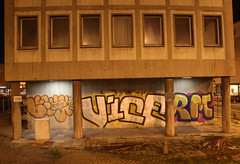 Frankfurt Vice (universaldilletant) Tags: night graffiti nacht frankfurt vice rm lewy
