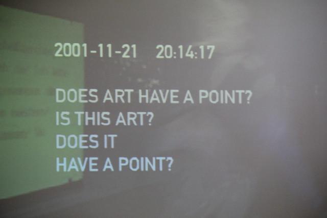Rita Raley's presentation