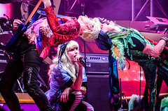Mad T Party (EverythingDisney) Tags: alice band disney dca aliceinwonderland californiaadventure dormouse marchhare madtparty