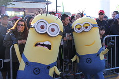 Despicable Me (Angel_Blue) Tags: chinatown run 10k firecracker