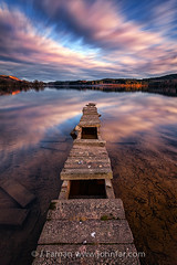 Across the water (John Farnan Photography) Tags: longexposure scottish loch trossachs scotlandthebrave landscapephotography lochard flickrfriday circpolariser bonniescotland kinlochard colourimage visitscotland scottishloch stunningscenery nd10 colourshot landscapephoto trossachsnationalpark scotlandslandscapes fridaypost