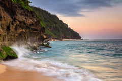 Greenball Bali Cliff (Helminadia Ranford(New York)) Tags: bali cliff seascape nature indonesia greenball