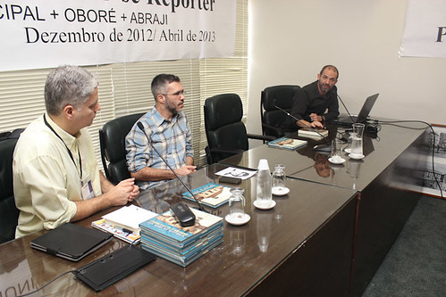 Descobrir São Paulo - Descobrir-se Repórter - 2ª Conferência