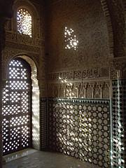 La luz (Rondita Peich) Tags: alhambra granada