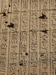 "Templo de Edfu • <a style=""font-size:0.8em;"" href=""http://www.flickr.com/photos/92957341@N07/8536204309/"" target=""_blank"">View on Flickr</a>"