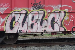 clew (NorthOfNorth) Tags: graffititrain