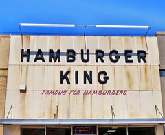 Hamburger KIng (tikitonite) Tags: